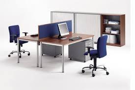 Eckschreibtisch Buche Expert Schreibtisch Mit Rundrohrgestell Rechteckig 100cm Tief