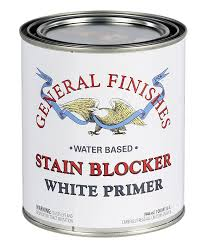 best stain blocking primer for cabinets stain blocker general finishes