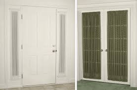 Entry Door Curtains Entry Door Side Panel Curtains Drapery Pinterest Intended For