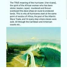 the true meaning of the hurricane ricane the spirit of the