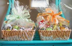 mothers day basket diy easy fast inexpensive s day gift baskets simply
