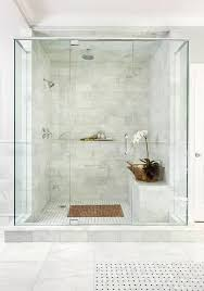 Marble Bathroom Showers Non Caffienated Ways To Up Marble Shelf Master Shower And