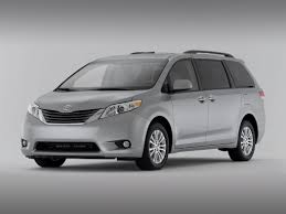 audi minivan 2012 toyota sienna price photos reviews u0026 features
