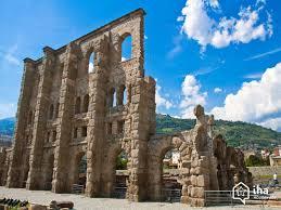 chambre d hote aoste italie location vallée d aoste en demeure et château pour vos vacances