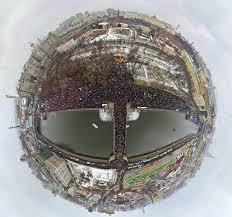 Lensa Cembung Selfie sobat pulsk keren ya pemandangan di kota rusia ini dengan