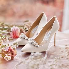 wedding shoes embellished the embellished shoes trend 10 dazzling wedding shoes with