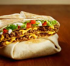 taco bell crunch wrap whiskey riff