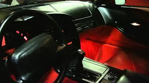 1992 Corvette Interior 1995 Corvette Zr1 Youtube