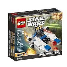 lego star wars u wing microfighter 75160 toys