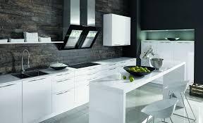 cuisine blanc laqué beautiful cuisine blanc laque images design trends 2017