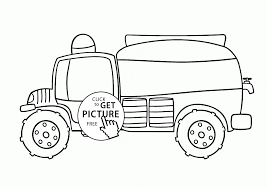 fire truck coloring kids transportation coloring