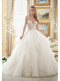 wedding dresses with straps beaded spaghetti straps bridal gown wedding dresses wedding