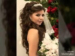 Arabische Hochsteckfrisurenen Hochzeit by Arabisch Kurdische Hochzeit Frisuren