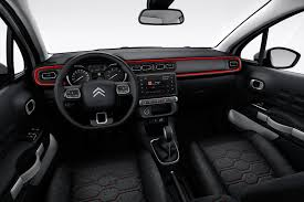 mitsubishi adventure 2017 interior seats new 2017 citroen c3 revealed it u0027s cactus take 2 by car magazine