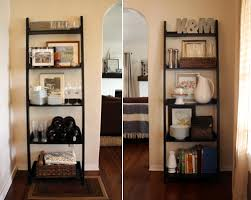 Staggered Bookshelves by Backless Bookshelf W Staggered Shelves Bookcases Home Office For