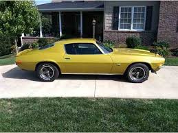 1971 camaro z28 for sale 1971 chevrolet camaro for sale on classiccars com 35 available