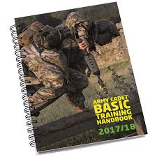 what u0027s in the 2017 18 army cadet basic training handbook the