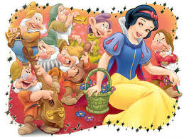 snow white and the seven dwarfs wallpaper wallpapersafari snow white and the seven dwarfs wallpapers 7 hd walls find