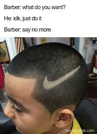 Say No More Meme - 10 hilarious haircuts that were so bad they became say no more