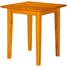 atlantic furniture ah14107 shaker end table in caramel latte