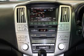 lexus vehicle service history 2009 lexus rx 3 3 400h sr 5d 208 bhp 8 970