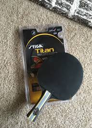 stiga titan table tennis racket stiga titan ping pong paddle motorcycles in san bruno ca
