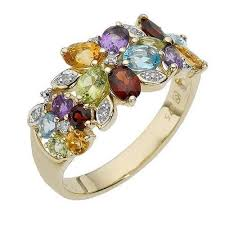 gem stones rings images Semi precious stone ring view specifications details of semi jpg
