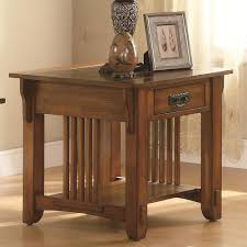mission style end tables arts and crafts style coffee table excellent end tables mission