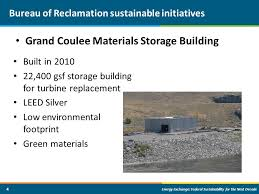 federal bureau of reclamation convention center arizona sustainable success in