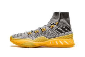adidas crazy explosive adidas crazy explosive 2017 in grey yellow hypebeast