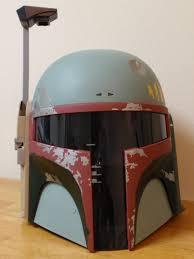 boba fett costume spirit halloween a year of toys 102 star wars electronic boba fett helmet