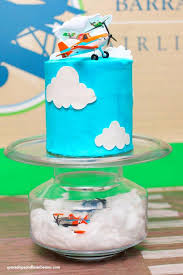 sam u0027s disney planes themed birthday cake spaceships and laser beams