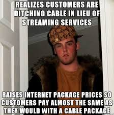 Cable Meme - fuck every cable providerisp that does this meme guy