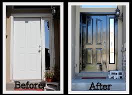 exterior door paint with exterior wood door decorating with paint