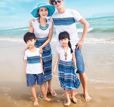 7 amazing coordinate family matching clothing and