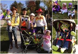Toy Story Halloween Costumes Mom Mart Family Halloween Costumes Toy Story Theme