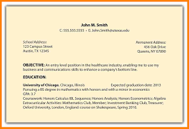 Sample Resume Objectives For Finance Jobs by Career Objective Resume Virtren Com