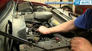 how to install replace alternator ford f 150 expedition lincoln