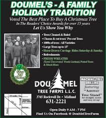 flyerboard doumel u0027s tree farm midland daily news