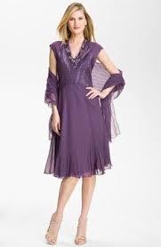 komarov print chiffon dress regular u0026 petite available at
