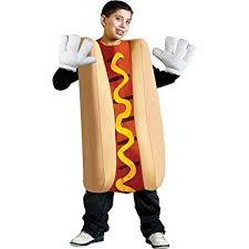 costume for kids hot dog kids costume toys