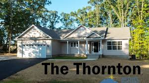 Lockridge Homes Floor Plans by The Thornton By Bethel Builders Youtube