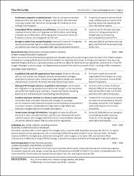 Chronological Resume Samples Pdf by Human Resources Resume Example Sample Resumes For The Hr Industry