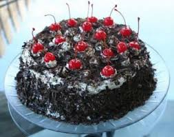 black forest cake history and recipe whats cooking america