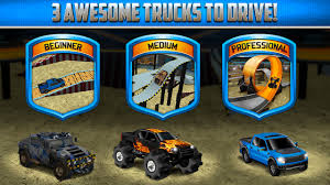 watch monster truck videos amazon com 3d monster truck parking simulator game appstore for
