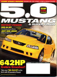 5 0 mustang magazine about d s s racing pistons