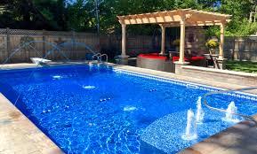 Pool With Pergola by Pools U0026 Spa Tubs U2013 Cms Landscapes