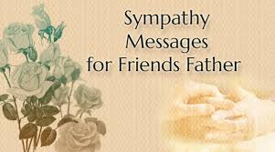 sympathy message friends jpg