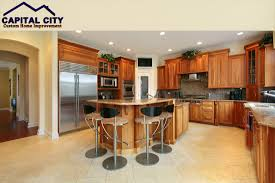 capital city custom home improvement contact us for a free estimate