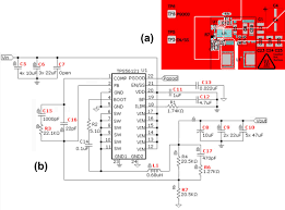 power supply circuit design wiring diagram components